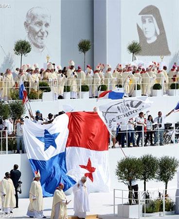 Папа Франциск запросив молодь на зустріч у Панамі в 2019 році
