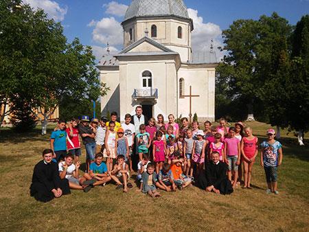 «Веселі канікули з Богом» в Улашківцях