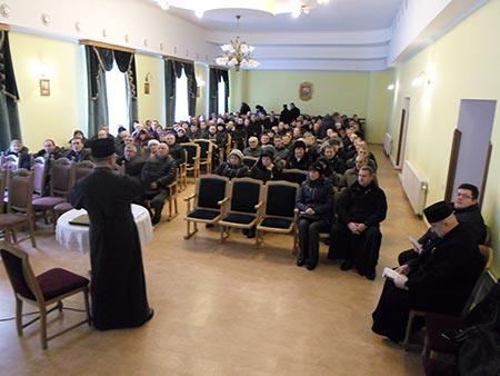 В Бучацькій єпархії відбулись курси формації скарбників і членів парафіяльних рад
