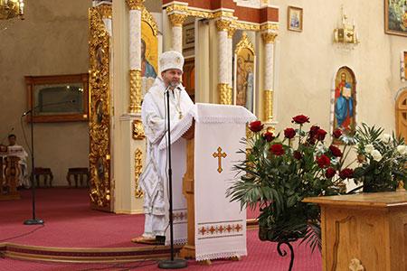«Воскресіння є центром нашої віри», - Владика Дмитро Григорак