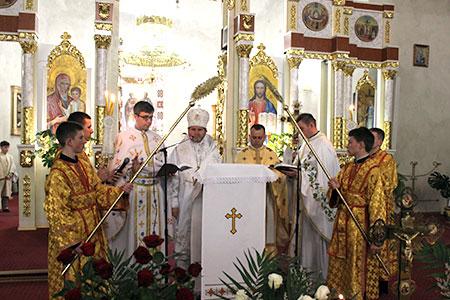 Пасхальні богослужіння в Катедральному Соборі м. Чортків