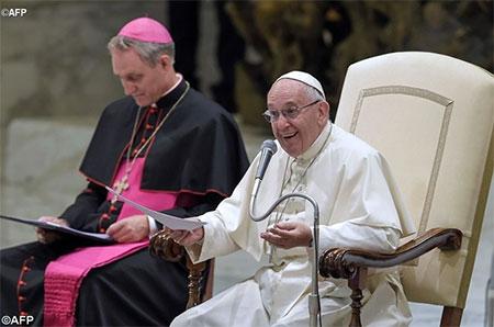 Папа: СДМ – знак братерства для світу, що перебуває у стані війни