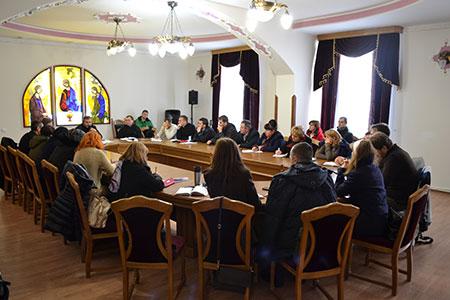 В Бучацькій єпархії відбулася зустріч лідерів харизматичних спільнот УГКЦ