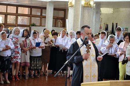 VI єпархіальний з'їзд спільноти «Матері в Молитві»