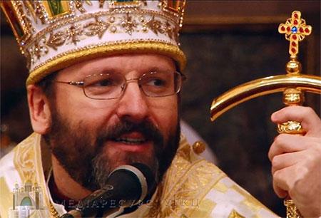 Блаженніший Святослав: «Богородиця сьогодні каже кожному українцеві: не бійся, Бог милосердний, але і ти будь милосердний»