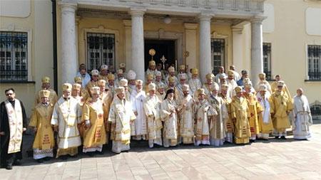 У Львові Божественною Літургією розпочався Синод Єпископів УГКЦ