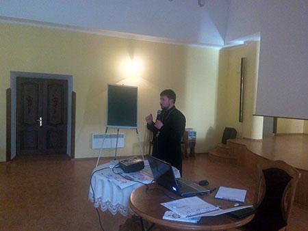 """""""Справжня любов чекає"""", – тема семінару для священиків Бучацької Єпархії"""