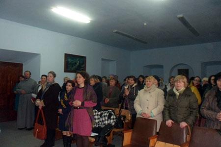 Тиждень пам'яті блаженного Владики Василя Величковського у Бучацькій єпархії