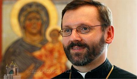 Глава УГКЦ: Я не вважаю усіх людей, що на окупованій території, ворогами України
