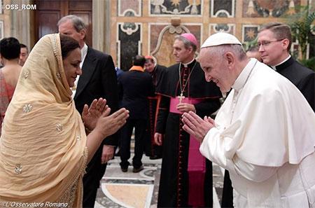 Папа: Милосердя – близька багатьом релігійним та культурним традиціям тема
