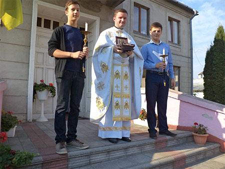 Мощі св. Миколая постійно перебуватимуть в Чорткові