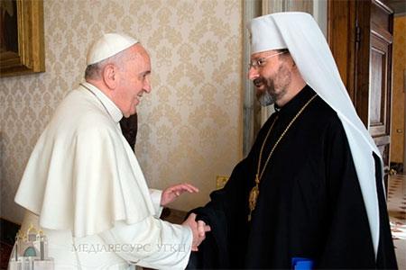 Блаженніший Святослав: «Українська влада ще не достатньо оцінила важливість стосунків із Ватиканом для національних інтересів»