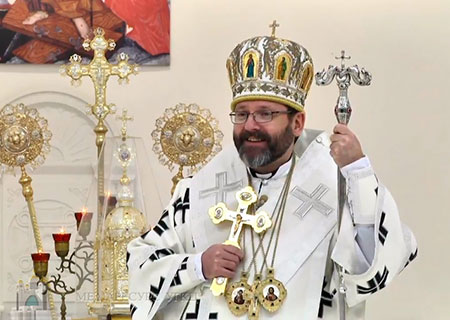 Блаженніший Святослав у першу неділю Великого посту: «Без молитви немає справжнього посту»