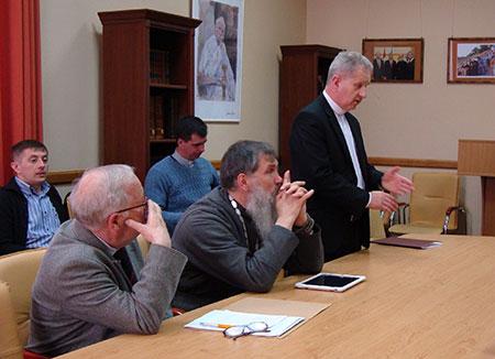 """Конференція """"Октоїх як частина літургійної духовості Церкви"""""""