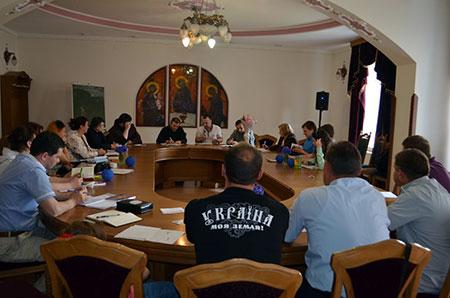 «Найважливіше, щоб ми були в спільноті, а спільнота в Церкві», - Владика Димитрій (Григорак), єпарх Бучацький, відповідальний за харизматичні спільноти в УГКЦ