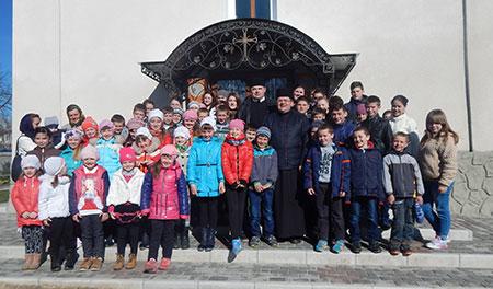 Великопосні реколекції біля мощей Св. Івана Хрестителя