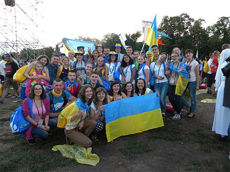 Молодь Бучацької єпархії поділилася враженнями про СДМ