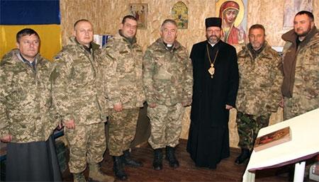 Капелани – духовні батьки українських героїв