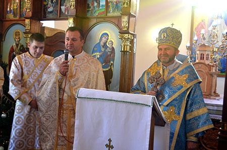Владика Дмитро відвідав василіянську обитель м. Чорткова