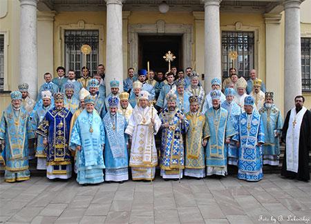 Блаженніший Святослав: «Життя нового єпископа буде сувоєм, на якому Бог писатиме історію спасіння українського народу»