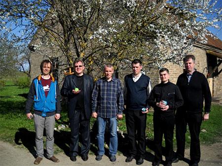 У Ризі (Латвія) відбувається семінар, присвячений залученню волонтерів для пенітенціарного служіння