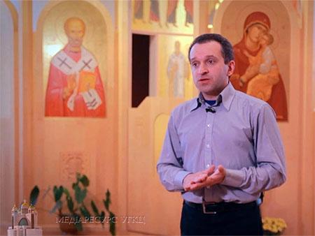 Літургіст Максим Тимо: «Великомученик Димитрій Солунський – свідок перемоги Христа над смертю»