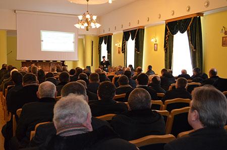 Владика Теодор провів формаційну зустріч в Чорткові