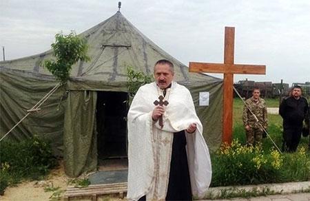 Отець Ігор Федоришин про покликання капелана