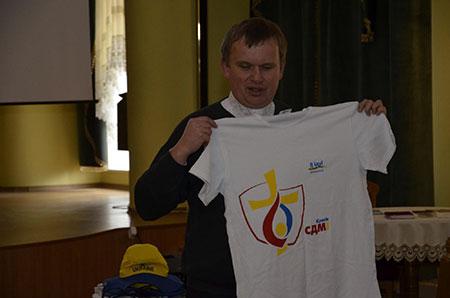 Голова комісії у справах молоді УГКЦ відвідав Бучацьку Єпархію