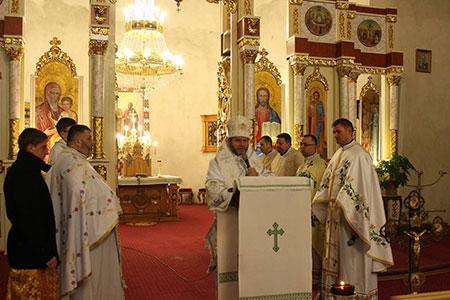 Празник Різдва Христового в Катедральному соборі