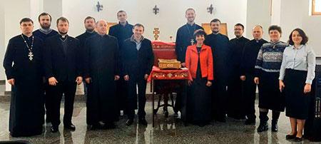 У Львові відбулась зустріч представників Комісії у справах мирян УГКЦ