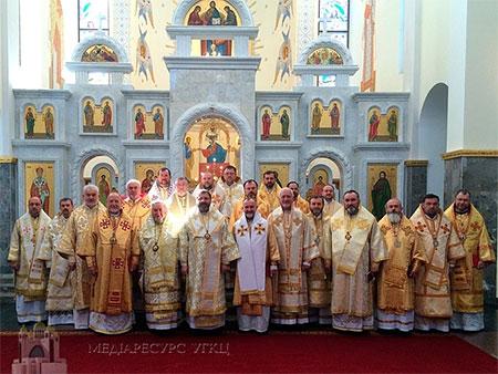 Про Сімдесят другу сесію Синоду Єпископів Києво-Галицького Верховного Архиєпископства УГКЦ