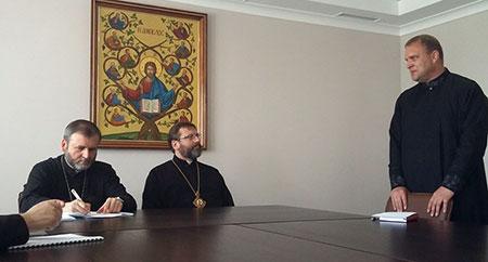 """Презентація післясинодального Апостольського повчання Amoris laetitia (""""Радість любові"""")"""