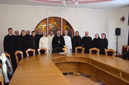 В Чорткові відбулася єпархіальна зустріч монашества