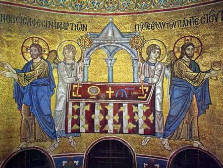 Що маємо знати про храм і богослужіння? Божественна Літургія. Початок Літургії оглашенних (Літургії Слова), Мирна єктенія
