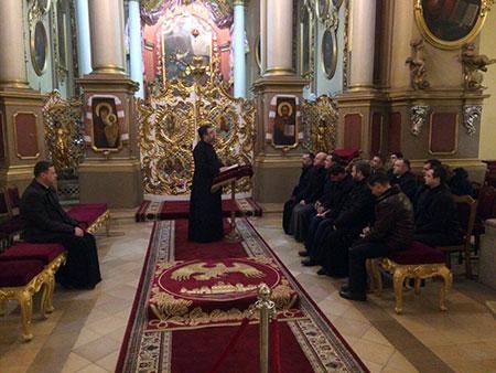 Відбулась зустріч еклезіархів всіх єпархій УГКЦ в Україні
