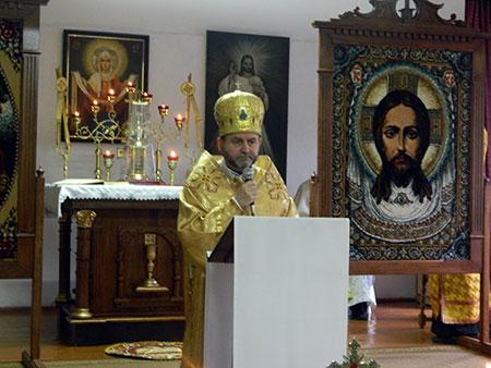 Освячення нового престолу в ЧДКА