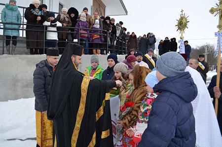 Владика Дмитро очолив Архиєрейську Божественну Літургію в Прокатедральному соборі
