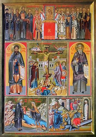 Шлях до Воскресіння. Духовний зміст св. Великої Чотиридесятниці