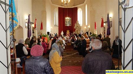 Духовне піднесення у Скалі-Подільській