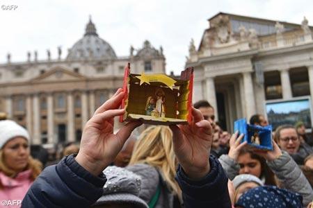 Папа: Радіймо з приводу близького приходу Відкупителя і ділімося цією радістю