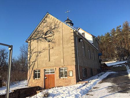 Чортківський монастир ЧСВВ