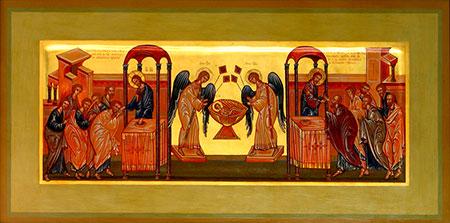 Що маємо знати про храм і богослужіння? Божественна Літургія: гімн «Єдинородний Сину»
