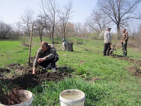 Екологічні ініціативи на теренах Бучацької єпархії