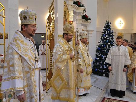 Глава УГКЦ на свято Василія Великого: «Я так би хотів, щоб у цьому році ми хоч трошки стали кращими християнами»