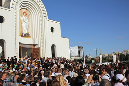 В УГКЦ відзначатимуть третю річницю освячення Патріаршого собору в Києві