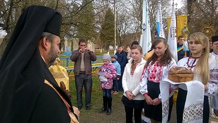 «Євхаристія є життям, життям Церкви» - Владика Дмитро Григорак