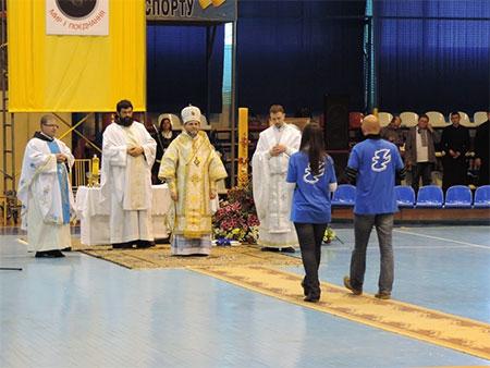 20-ти літній ювілей спільноти «Діти Цариці миру та поєднання» в Ужгороді