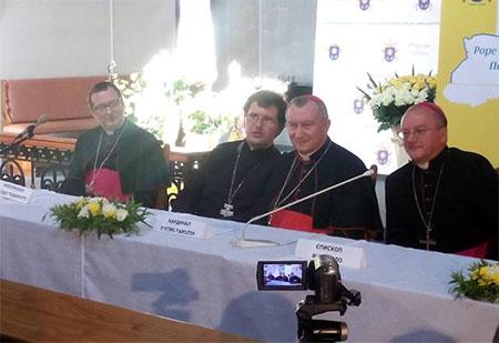 Держсекретар Ватикану: «Європа повинна почуватися відповідальною за долю України»