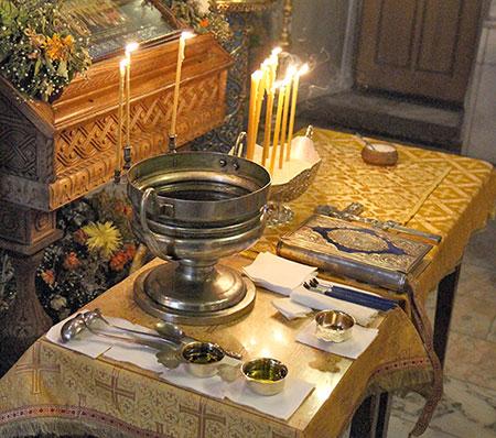 Що маємо знати про храм і богослужіння? Чин Єлеопомазання (Соборування)